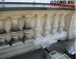 чистка фасадов зданий
